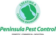 Peninsula Pest Control logo